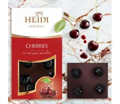 Heidi Gourmet Dark Cherries 100g