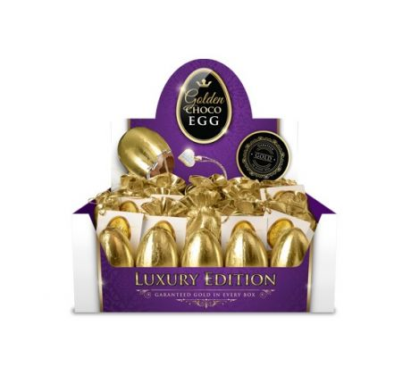Golden Choco Egg- Luxury