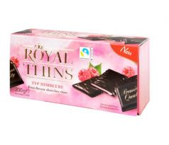 Royal Thins Malina 200g