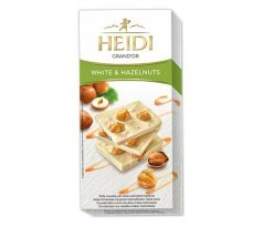 Heidi Grand' Or White Hazelnut 100g