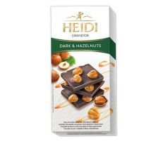 Heidi Grand' Or Dark Whole Hazelnut 100g
