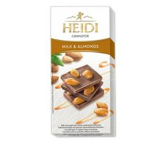 Heidi Grand' Or Milk Almond 100g